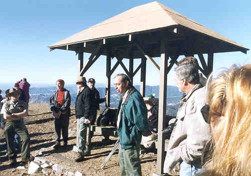 Dedication of the Dawn Mine Station